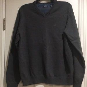 IZOD Men's v neck sweater.